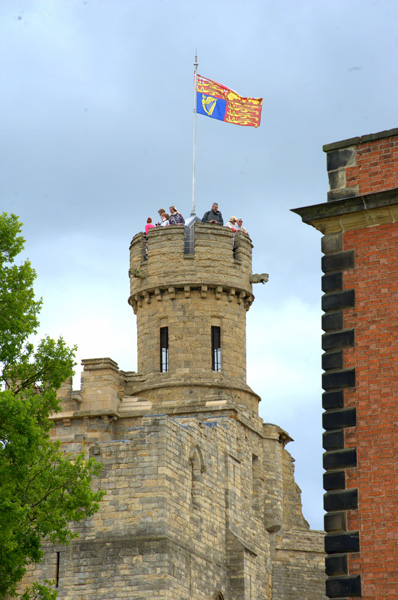 Lincoln Castle for the David PJ Ross Magna Carta Vault Opening on Monday 8th June 2015